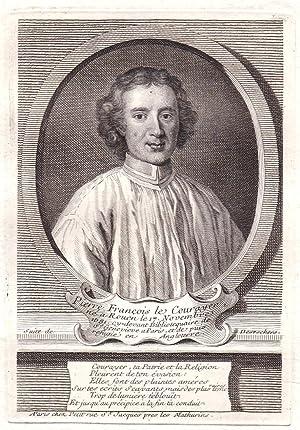 """Pierre Francois le Courayer"""" - Pierre-Francois Le Courayer (1681-1776) Rouen London theologian ..."""
