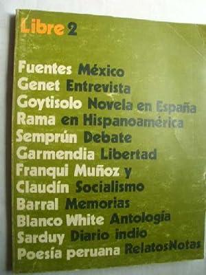 LIBRE 2. Revista crítica trimestral del mundo: AAVV