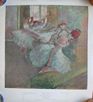 LAMINA : Ballet Dancers - Degas Hilaire-Germain-Edgar: Sin autor