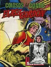 FLASH GORDON, Nº28: EL BUQUE SIDERAL: Sin autor