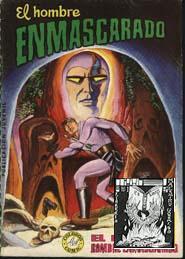 EL HOMBRE ENMASCARADO, NUM.4: Sin autor