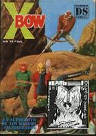 X BOW nº8: Sin autor