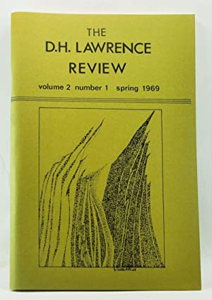 The D. H. Lawrence Review, Volume 2,: Cowan, James C.