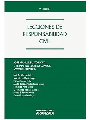 Lecciones de responsabilidad civil (2ªed): vv.aa.