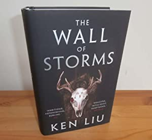 The Wall of Storms [The Dandelion Dynasty, Book 2]