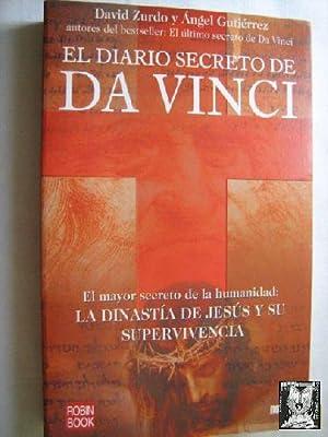EL DIARIO SECRETO DE DA VINCI: ZURDO, David y