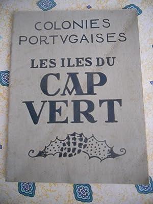 Colonies portugaises - Les iles du Cap: Anonyme