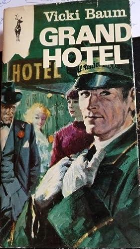 GRAND HOTEL.: BAUM, Vicki.