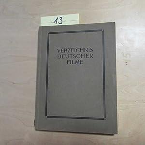 Verzeichnis Deutscher Filme (Grundausgabe) - Band I: Lehr- und Kulturfilme: Günther, Walther: