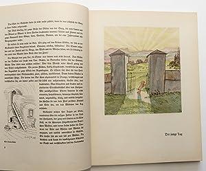 Die Sommerburg (Ein Malerbuch) : Mit einer Erzählung von Matthias Holnstein: Schaefer-Ast, Albert
