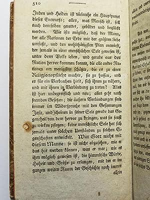 Dr. Franz Volkmar Reinhards Versuch über den Plan, welchen der Stifter der christlichen Religion ...