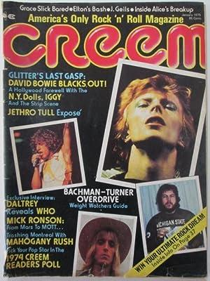 Creem. January 1975: Various Authors