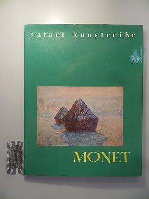 Safari Kunstreihe Monet.: Stokes, Adrian: