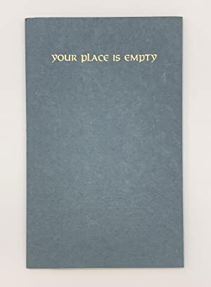 Your Place is Empty