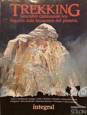 Imagen del vendedor de Trekking descubre caminando los lugares más hermosos del planeta a la venta por LIBRERÍA SOLÓN