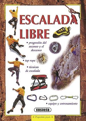 Imagen del vendedor de La escalada libre a la venta por Imosver