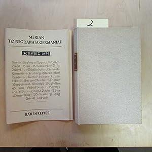 Topographia Helvetiae, Rhaetiae, et Valesiae: Wüthrich, Lucas Heinrich: