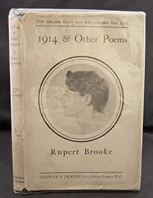 Seller image for 1914 & Other Poems for sale by The Bookmonger