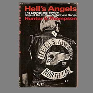 Hell's Angels (Signed by Hunter S. Thompson)