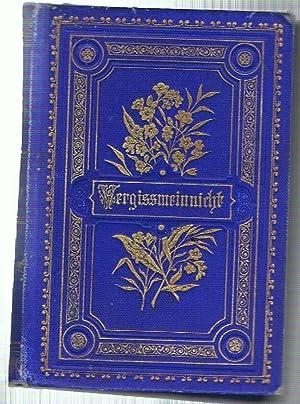 Christliches Vergißmeinnicht.Gedenkblätter der Liebe und Freundschaft.: Ehmann, E. (