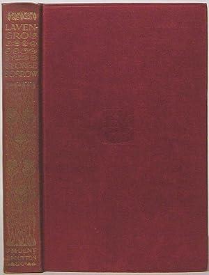 L'Avengro: The Scholar, The Gipsy, The Priest: Borrow,George
