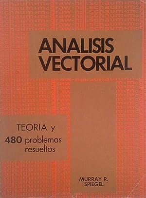 ANÁLISIS VECTORIAL: SPIEGEL, MURRAY R.