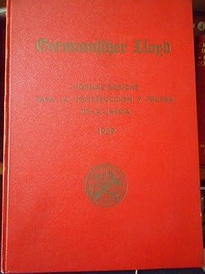 Germanischer Lloyd NORMAS BÁSICAS PARA LA CONSTRUCCIÓN