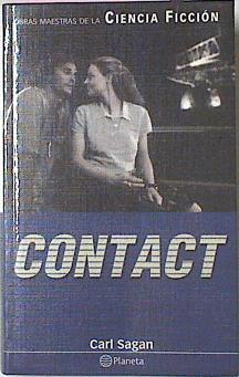 Contact,: Sagan Carl