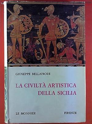 La Civilta Artistica Della Sicilia. Dalla Preistoria
