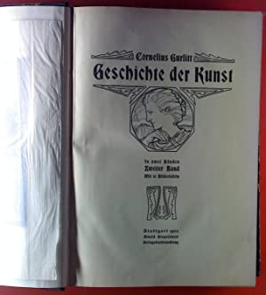 Geschichte der Kunst. zweiter Band