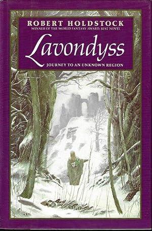 LAVONDYSS: Holdstock, Robert