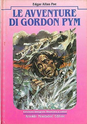 LE AVVENTURE DI GORDON PYM - EDGAR: Poe, Edgar Allan