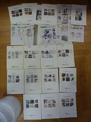 Bild des Verkäufers für Es gibt sie noch, die guten Dinge - Konvolut von 11 manufactum Warenkatalogen (+ einige kleinere Themenkataloge und Beilagen) zw. 1997 und 2014, zum Verkauf von Antiquariat Orban & Streu GbR