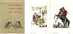 National Costumes of China. (Some costumes of the National Minorities, subtitle). Orig. edn.: Hsien...