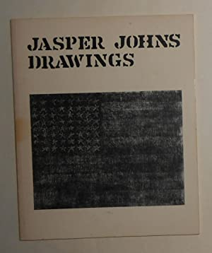 Jasper Johns - Drawings (Arts Council Touring: JOHNS, Jasper ]