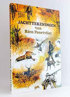 Jachttekeningen van Rien Poortvliet: Poortvliet, Rien (Marius Harm) [Illustrationen]