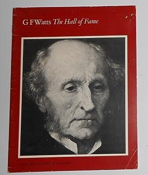 G F Watts - The Hall of: WATTS, G F