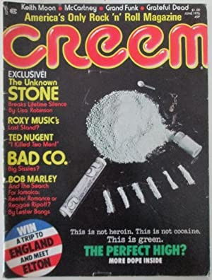 Creem. June, 1976: Tosches, Nick et