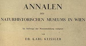 Charakterlose Vogeleier. Eine oologische Studie. ANNALEN DES K. K. NATURHISTORISCHEN HOFMUSEUMS. ...