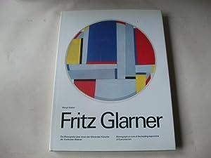 Gfritz Glarner. Die Monographie über einen der führenden Künstler der Konkreten Malerei.: Staber, ...
