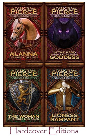 Song of the Lioness Quartet 1-4 HC