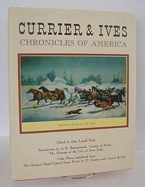 Currier & Ives Chronicles Of America: John Powell Pratt