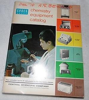 Chemistry Equipment Catalog: Cenco