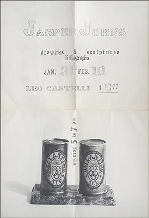 Jasper Johns : Drawings Lithographs & Sculpture: Jasper Johns