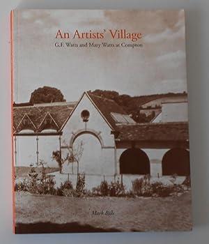 An Artists' Village - G F Watts: WATTS, G F