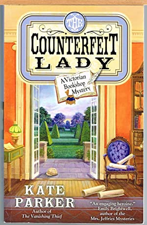 COUNTERFEIT LADY, Victorian Bookshop Mystery #2