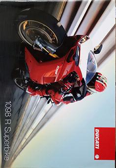 DUCATI 1098 R SUPERBIKE: DUCATI MOTORHOLDING SPA