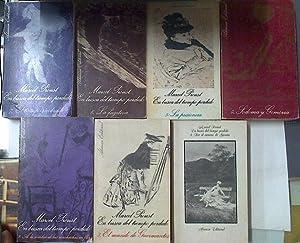 En Busca Del Tiempo Perdido (7 Tomos: Proust Marcel