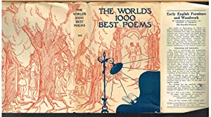 WORLD'S ONE THOUSAND BEST POEMS, Volume Eight: BRALEY, BERTON, Editor-In-Chief.