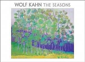 Wolf Kahn Note Cards 20pk (Miscellaneous Print): Kahn, Wolf
